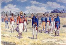 War of 1812 & Michigan / This was the second war for independance between the British and the United States.  Michigan, as part of the Northwest Territory, played a major role.  The Forts of Michilimackinac and Detroit were major supply depots for traders, and were prime targets. / by Patrick McNally