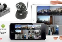 Instalación de Cámaras de Seguridad / Configuración de cámaras de seguridad IP o DVR a través de smartphones. Configuración para visualización de cámaras IP o DVR en Iphone o Ipad, Celulares con SO Android, Samsung, Nokia, Motorola, Celulares con Windows Phone.