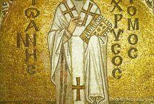 Άγιος Ιωάννης ο Χρυσόστομος- Saint John Chrysostom