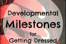 Developmental Milestones / Helpful ways to see if your child is on the right development path.