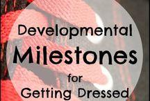 Developmental Milestones / by Breanna Lesson