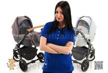 Bebello 3w1 Baby Merc wózek dziecięcy / Bebello 3w1 Baby Merc najnowocześniejszy wózek #baby #stroller #dziecko #rodzice