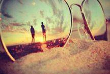Fotos na praia | Inspiração