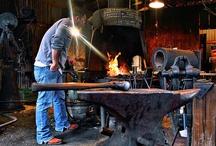 Blacksmithing / Collective ideas of blacksmithing