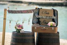 Destination Wedding Decor Ideas
