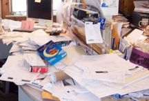 Paperwork Organization / by Diana Cooke