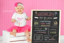 Ava's first birthday  / by Amy Lauren Collins