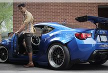 Subaro Brz / Pictures from my recent shoot with Subaro BRZ #slammed #stanced # low