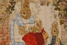 William Morris quilts