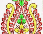 indian motifs