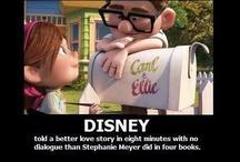 Disney / by Becky Lant