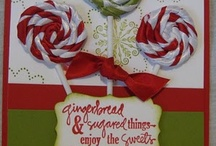 Stampin Up Christmas / Stampin' Up Christmas cards and other Christmas hand made SU stuff / by Deborah Newman