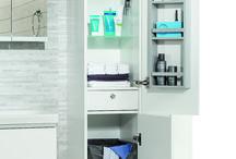 Pyykkikorit ja pyykin lajittelu / Käytännön vinkkejä pyykin lajitteluun kylpyhuoneessa