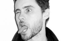 Jared Leto. / All about the Leto.  / by Hailey Nichole