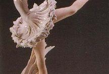 Porzellan-Giuseppe Armani-Figur