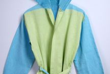 Pestemal Bathrobes / Napless, thin,lightweigt,organic and ultra comfortable bathrobes, made of Turkish Towel