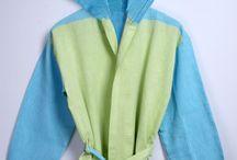 Pestemal Bathrobes / Napless, thin,lightweigt,organic and ultra comfortable bathrobes, made of Turkish Towel