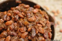 Bean Cookery / by Judimae's Kitchen