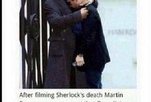 Шерлок и Джон