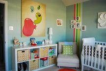 .kid rooms. / by Krystle Park