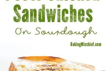 Food - Sandwiches, burgers, wraps & more
