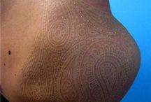 Bílé Tetování