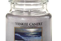 bougies parfumés
