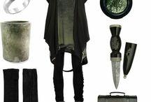 Spiritual outfits