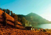 indonesian mountain