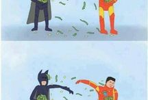 superheroes / by Grecia Gonzalez