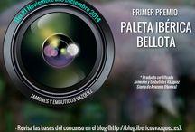 Concurso Fotográfico / Presentamos el I Concurso de Fotografía Digital de Carne de Cerdo Ibérica  Bases en el blog: http://blog.ibericosvazquez.es/concurso-de-fotografia-digital/