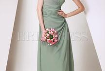 Bridesmaids Dresses / by Doreen Wotocek