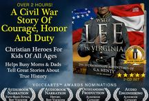 With Lee In Virginia - The Civil War / After listening to With Lee In Virginia, use these resources to expand learning.