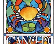 ☼ CANCER / To be a Cancerian is to be blessed with an infallible inner radar screen. It is to care, passionately, about the people who matter to you and the causes that have meaning to you. It is to know, always, what must be done and why - and never to be wrong. Yet it is also to feel your best is never good enough, even though it certainly is. All you ever have to do, to be successful, is be yourself with a little more confidence.