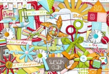 Digital Scrapbooking / by Christy Cave