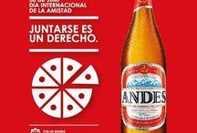 Día del amigo 2013 - SocialMedia / Capturas de posteos realizados en Fan Pages de FB por marcas argentinas para celebrar el Día del amigo 2013 / by Orly