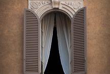 Door, Doorways, Portals and Windows