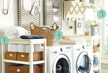 Laundry Room Make Over! / by Monica Hobbs