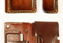 КОЖА / Изготовление сумок из кожи