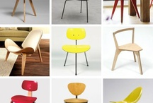 Chairs / by Lisa Meyer Kruse