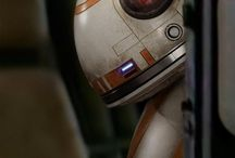 BB-8,R2-D2 and Star Wars <3