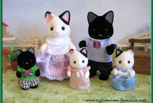 Sylvan families
