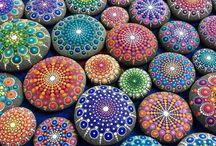 Stone painting / Hobby