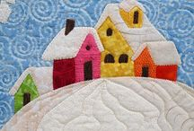 applique images, quilts, and ideas / by Anita Lightner