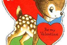 vintage valentines day / by KeepinIt Kitsch