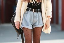 Vintage Outfits / Vintage Outfits that look cute