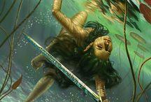 Witcher, my country's mythology