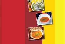 Baba Majdi's Soups الشوربات / Soup Recipes Yummyy!