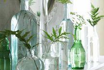 Interiors - Green world