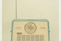 Radios / by Hello Yesterday
